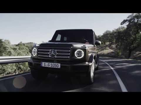 Mercedesbenz  G Class Внедорожник класса J - рекламное видео 3