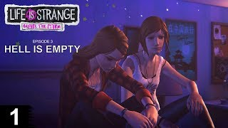 Life is Strange: Before the Storm - Ep 3 Part 1 (Blind Let's Play)