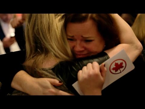 Air Canada Commercial (2014 - 2015) (Television Commercial)