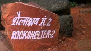 Bhimbetka Rock Shelters 1 and 2