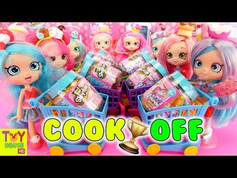 Shoppies VS. Chef Club Shoppies COOK-OFF 🏆🥇🥘🍳 Part 1