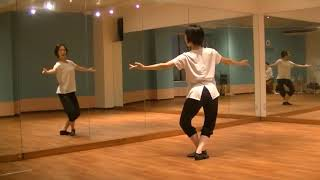 光海先生のダンスレッスン〜試験でよく出る振りと流れのレッスン③〜のサムネイル