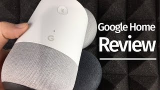 Google Home - White/Slate Review