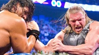 10 Wrestlers Triple H Couldn't Get Over | Kholo.pk