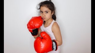 WORLD'S YOUNGEST BOXER!!! *6 YEAR OLD GIRL*