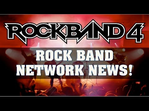 Rock Band 4 Rock Band Network (RBN) News -  Ozone Entertainment Working On New Songs
