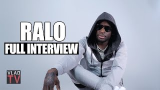 Vlad TV - Ralo on Gucci Mane, Jeezy, Moneybagg Yo, Yo Gotti, Karrueche (Full Interview)