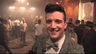 Behind The Scenes Making Mark Ballas Video For His Debut Single 'Get My Name' Directed By Derek