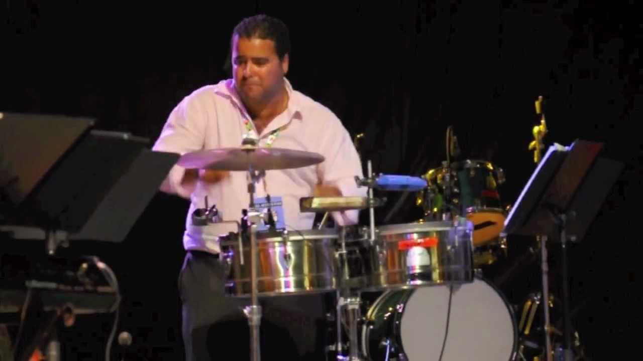 Amhed Mitchel Timbale Solo
