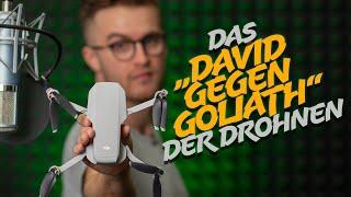 Die richtige Drohne für DICH_DJI Mavic Mini vs. Matrice 600 Pro #visirisfilmmakerstv #drone