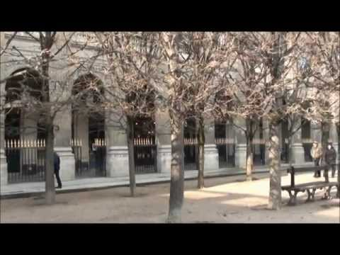 Дворец и сад Пале-Рояль