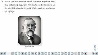 Eğitim Vadisi 11.Sınıf Tarih 14.Föy Osmanlı Devleti'nde Demokratikleşme Süreci 2 Konu Anlatım Videoları