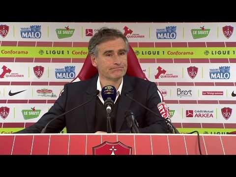 Brest - Strasbourg : la réaction des coaches