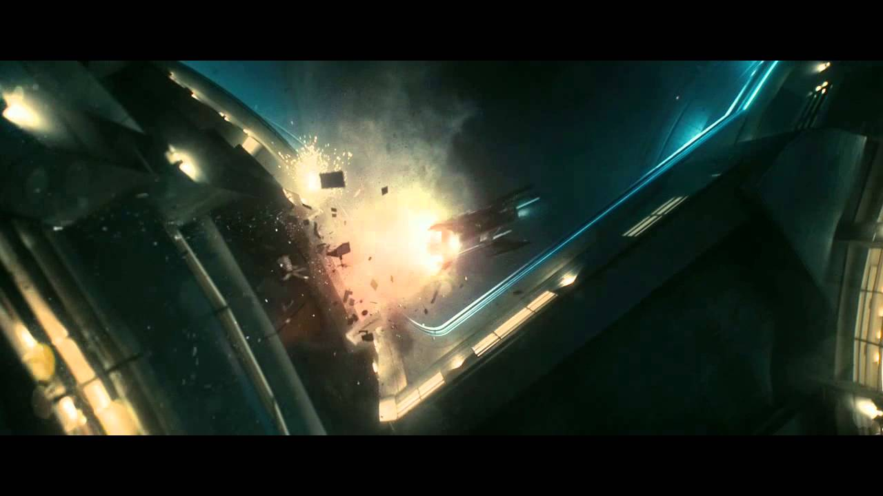 Movie Trailer: Star Trek Into Darkness (2013)
