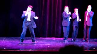 Oh What A Night - Frankie Valli And The Four Seasons Tribute On the Norwegian Pearl - December 2010