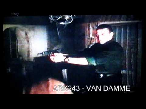 Jean Claude Van Damme _ (RARE) Behind The Scenes part 2 - Double Impact 1991