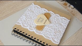 Wedding GUEST BOOK ♡ | DIY | DireiEllie