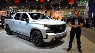 Is the 2020 Chevy Silverado Redline Edition the PERFECT truck for the street?