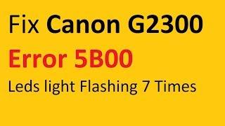 canon 5b00 error solution - 免费在线视频最佳电影电视节目