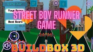 Street Boy Runner Game