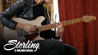 Sterling by Music Man | James Valentine Signture Guitar Demo - JV60