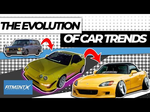 The Evolution Of Car Trends