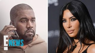 Kanye West Apologizes To Kim Kardashian: Please Forgive Me | E! News