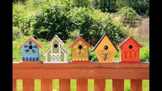 130 Cute Bird House Ideas