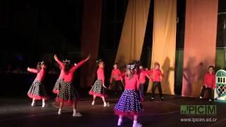 preview picture of video 'Long Tall Sally bailada por la sección 1-2 del IPICIM'
