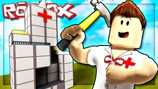 The Roblox Hospital Experience Minecraftvideos Tv