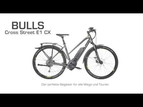 BULLS Cross Street E1 CX   2018