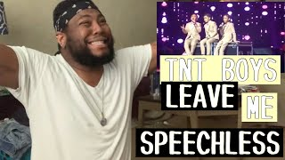 TNT Boys Sing Their Original Song Together We Fly (TNTBoysWorldTour) | REACTION