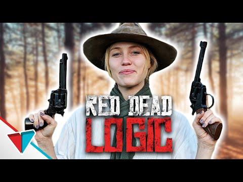 Red Dead Logic – silné ženské postavy