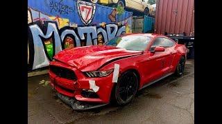 2015 Ford Mustang - бюджетные спорткары из Америки.