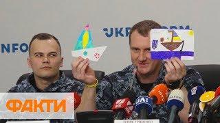 Потеря зрения и детские рисунки: о чем рассказали освобожденные украинские моряки