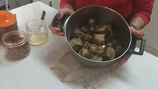 מתכון להכנת זנב שור