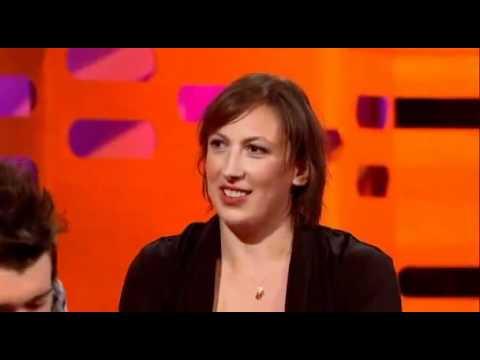 Adele on The Graham Norton Show (видео)