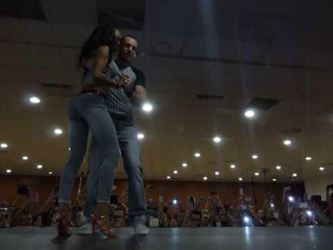 Isabelle & Fèlicien FEELING KIZOMBA FESTIVAL 2016