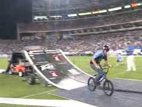 KING BMX at Tennessee Titans Half time show