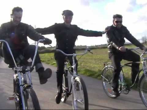 Black Cats (Spain) - Rockabilly Bike - YouTube video clip