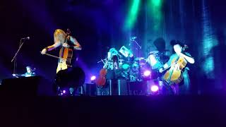 Apocalyptica (plays Metallica) - Until it Sleeps (live)