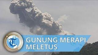 Gunung Merapi Meletus, Ini Imbauan dari BPPTKG Buat Wisatawan