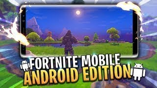 fortnite mobile download android beta - TH-Clip