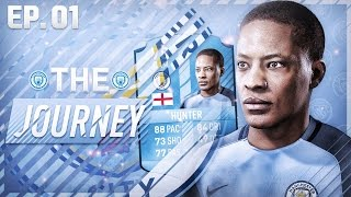 FIFA 17 The Journey Mode Manchester City   THE INTRO   Episode #1