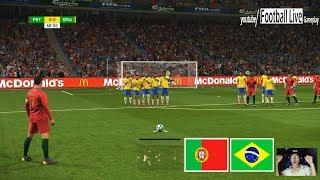 pes brazil vs portugal - Thủ thuật máy tính - Chia sẽ kinh