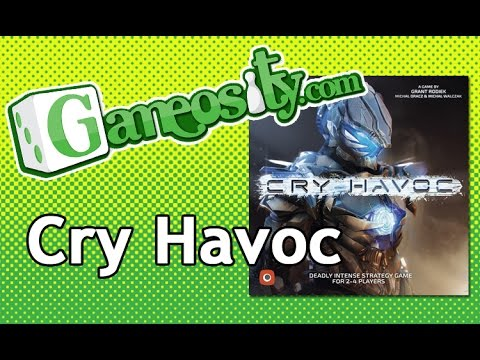Gameosity Reviews Cry Havoc