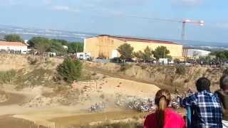 preview picture of video 'Moto cross  de Chateauneuf les Martigues 2/11/2014'