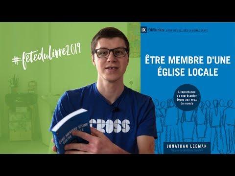 Livre : Être membre d'une Eglise locale 🎥📚