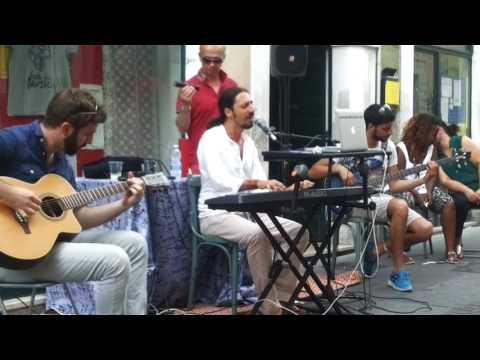 Davide Moscato piano-bar & cantautorato Cantautore pianobar 2 acustico Desenzano del Garda musiqua.it