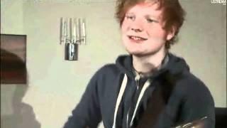 Ed Sheeran - Little Bird Live On UStream